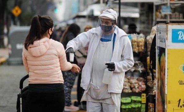 Argentina superó los dos millones de contagios: radiografía del virus y las provincias más complicadas