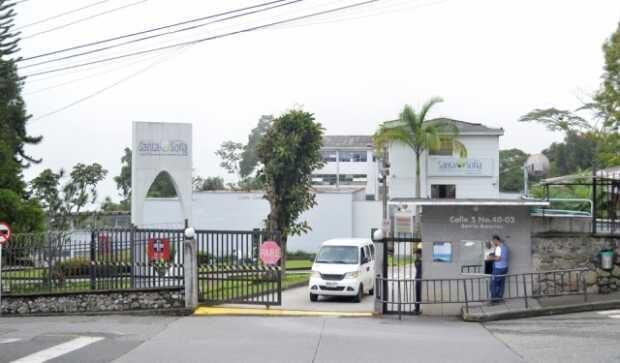 Corporación Cívica de Caldas advierte de posibles colados en vacunación en el Hospital Santa Sofía