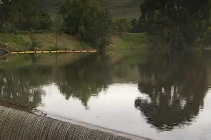 Delincuentes regaron gasolina en embalse y dejaron secos a habitantes de Facatativá
