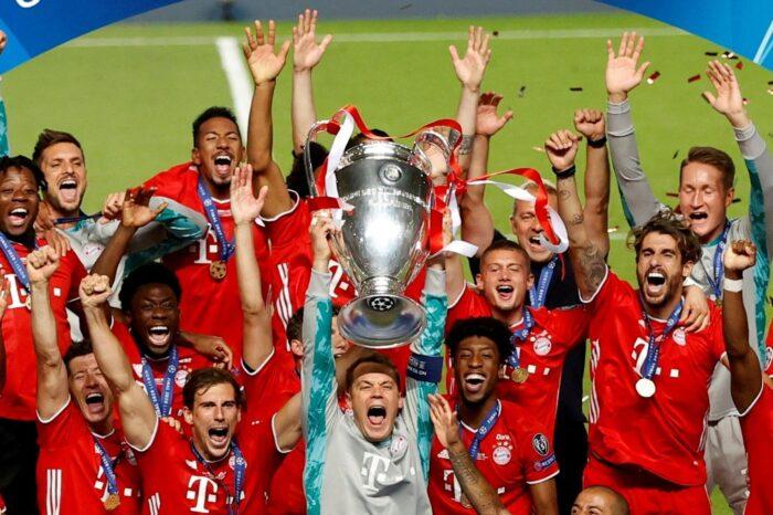 El Bayern apunta al sextete del Barça de Guardiola
