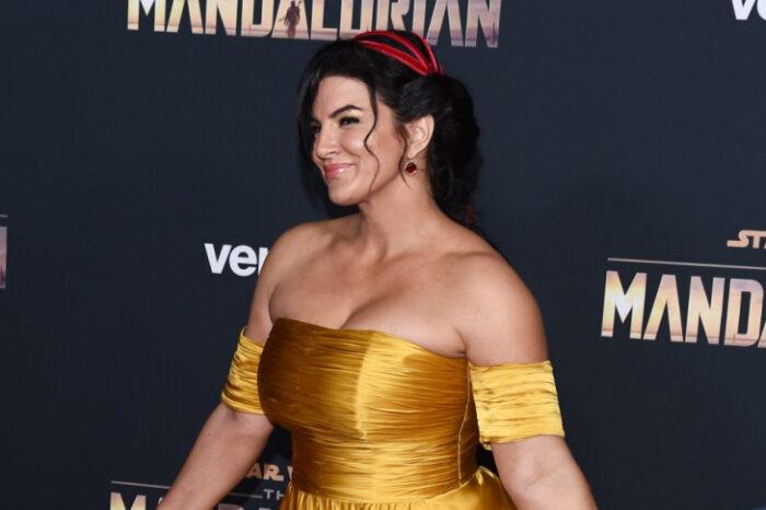 """Los """"aberrantes"""" mensajes por los que despidieron a Gina Carano de 'The Mandalorian'"""
