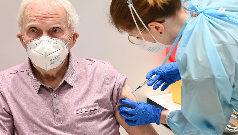 En los nodos de vacunación, la atención será por orden de llegada