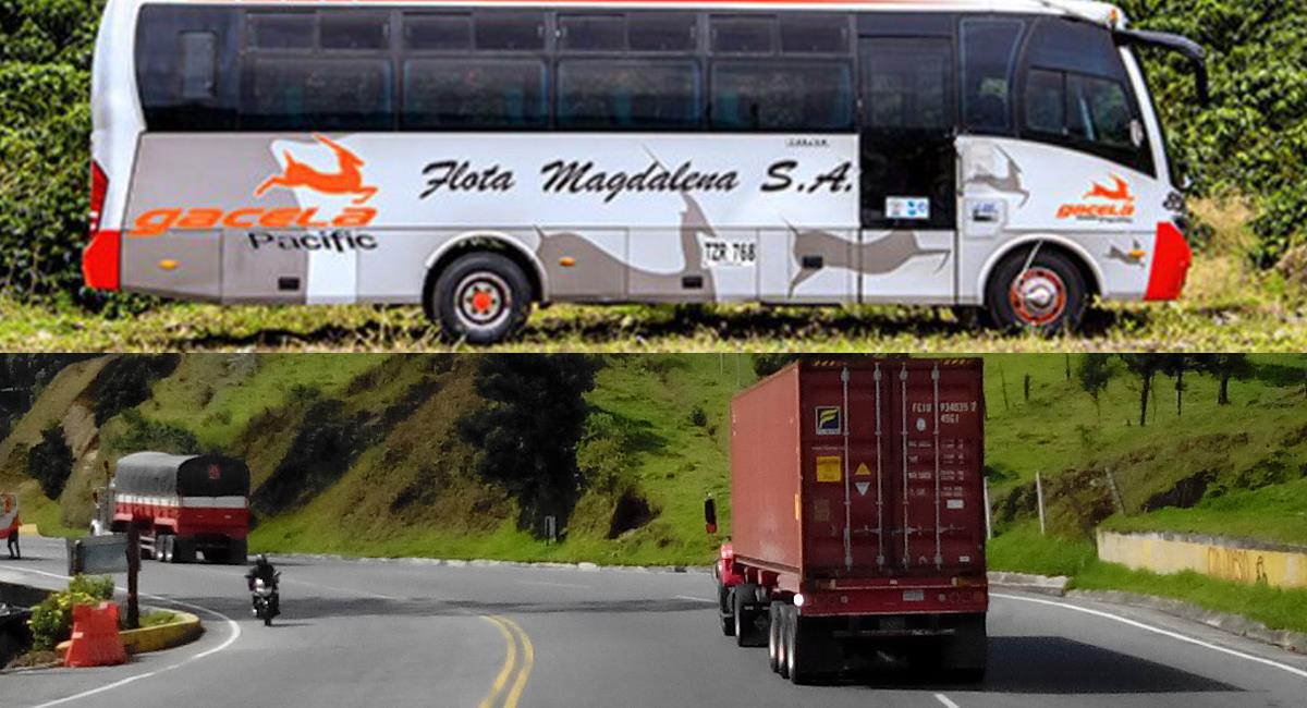 Fallece mujer con síntomas de la COVID-19 que viajaba con sus cuatro hijos a bordo de bus intermunicipal