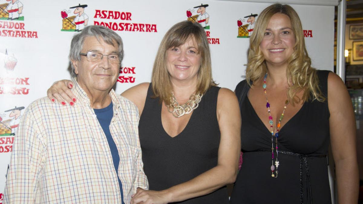 Muere Lorenzo Valverde, padre de las actrices Marta y Loreto Valverde, a los 91 años
