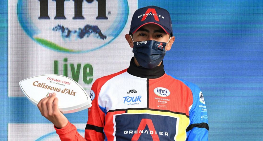 Iván Ramiro Sosa se corona campeón del Tour de La Provence; Egan Bernal fue tercero