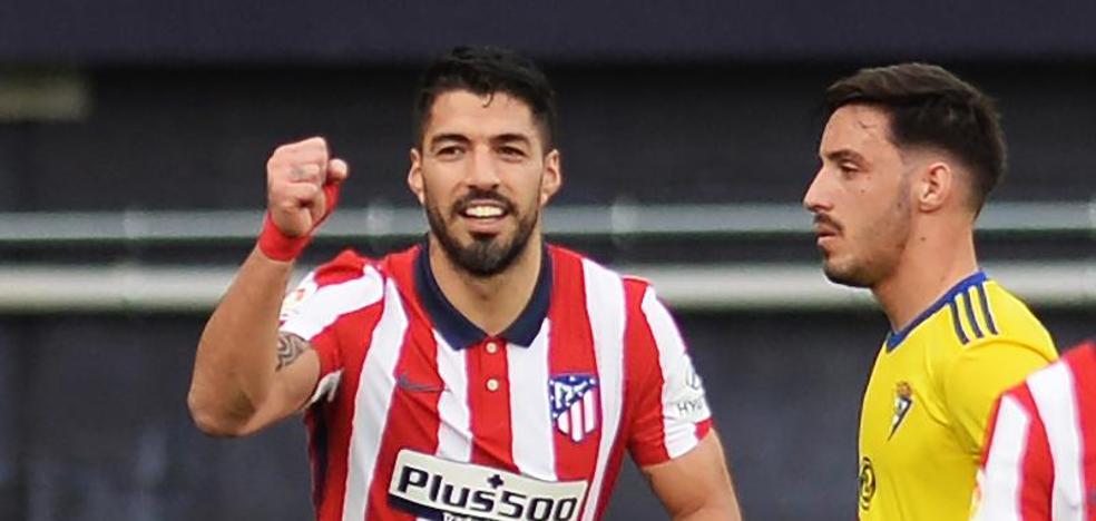 La venganza del Pistolero dispara al Atlético