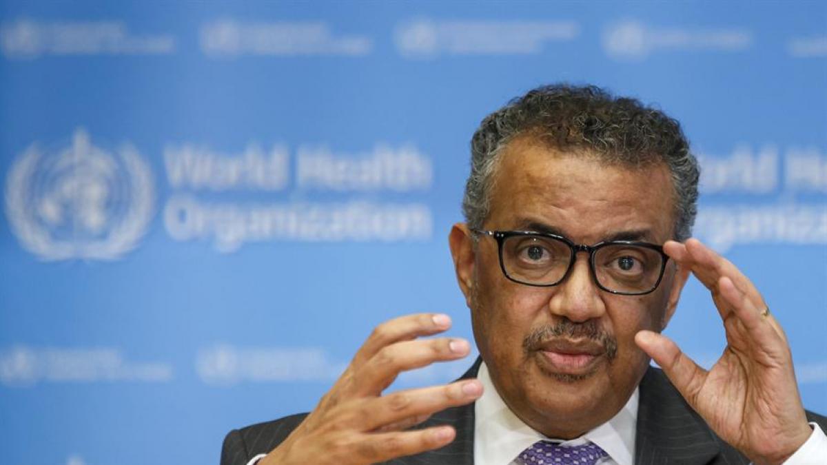 La OMS denuncia que algunos países ricos acaparan todas las partidas de vacunas contra la covid-19