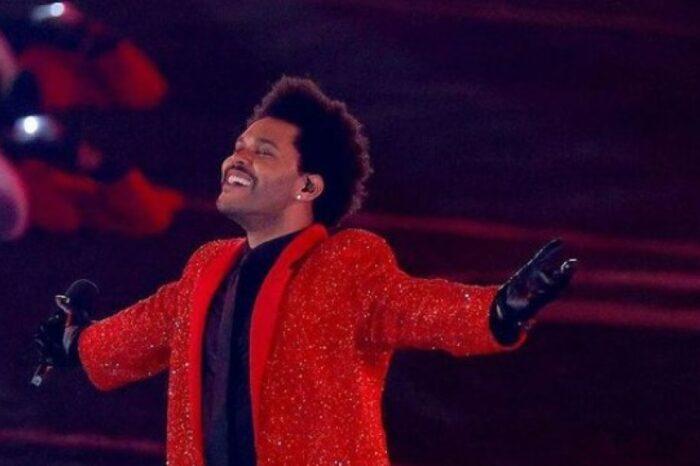 The Weeknd aumentó las ventas de su música en un 385% tras su show en el Super Bowl