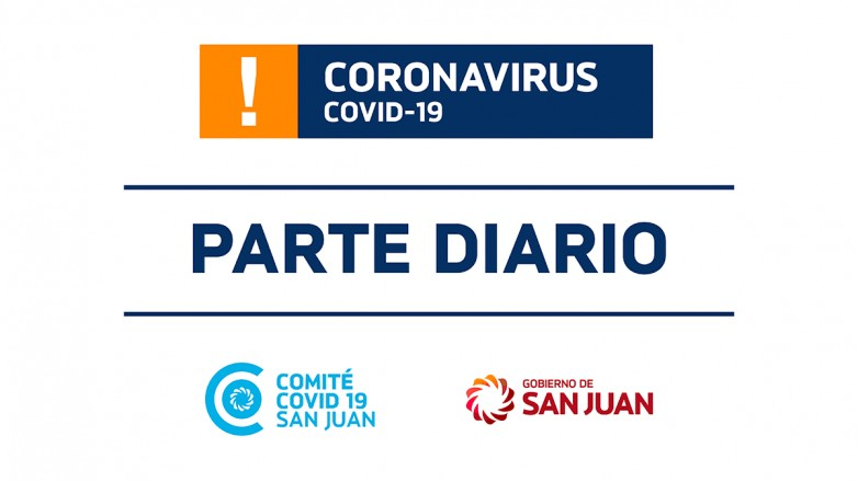Parte de Salud Pública sobre coronavirus Nº 389 - 27/03