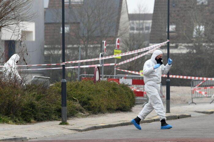 Explota una bomba frente a un centro de pruebas de COVID-19 en los alrededores de Ámsterdam