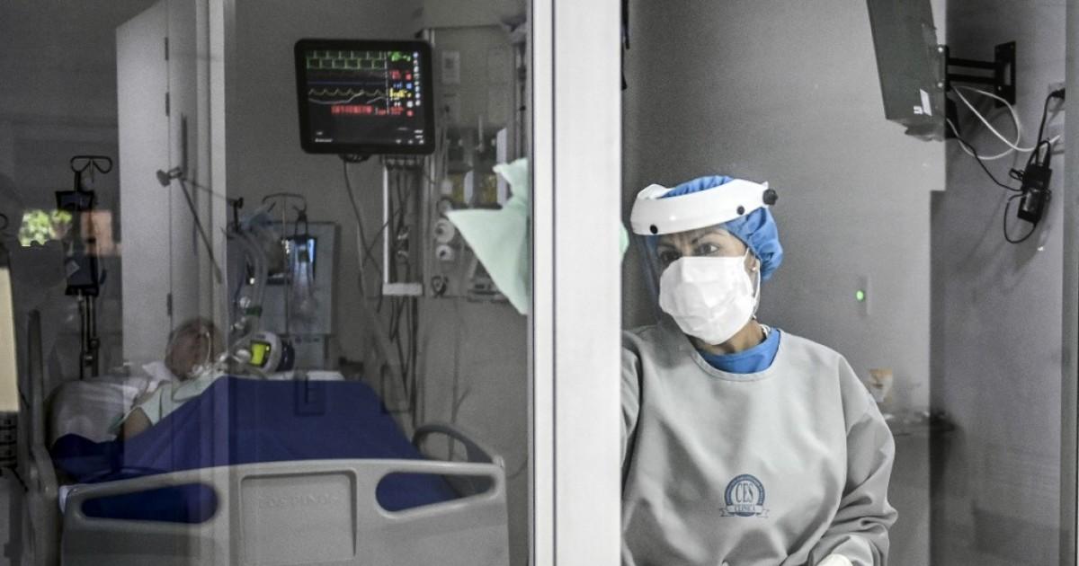 Colombia supera las 62 mil muertes por coronavirus al registrar 121 nuevos fallecidos