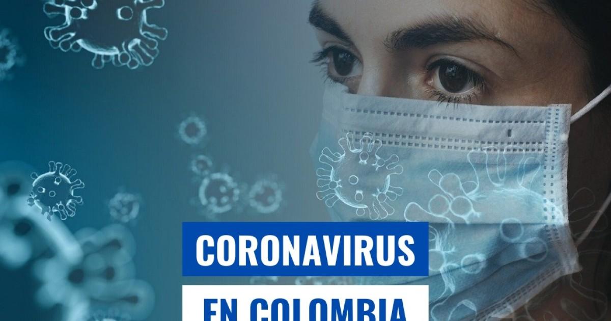 COVID-19 en Colombia hoy: mapa de casos y muertes por coronavirus el 25 de marzo