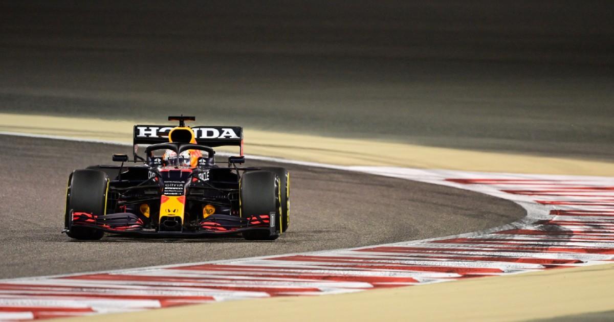 Max Verstappen, el más rápido en los entrenamientos libres del Gran Premio de Baréin