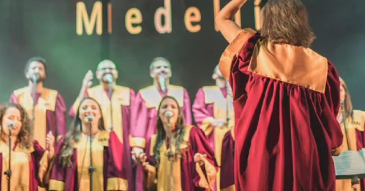 Soul Gospel Medellín es uno de los coros que ha sobrevivido a la pandemia: ¿cómo lo ha logrado?