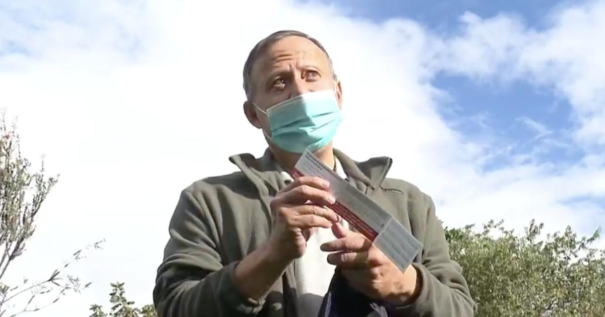 Voluntario colombiano habla sobre la eficacia de la vacuna COVID-19 de Janssen