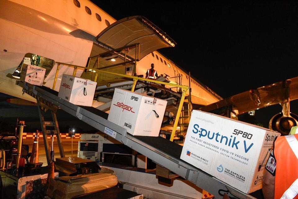 Coronavirus: arribaron 732.500 vacunas Sputnik V y la Argentina ya cuenta con más de cuatro millones de dosis