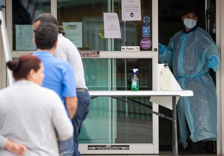 Los informes, de inicios de abril, indicaron que 10 médicos arrojaron positivo a pruebas del coronavirus.