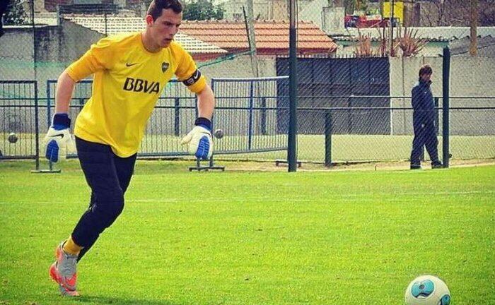 Otro juvenil afuera: Boca libera a Manuel Roffo, la eterna promesa del arco, y se va a Tigre