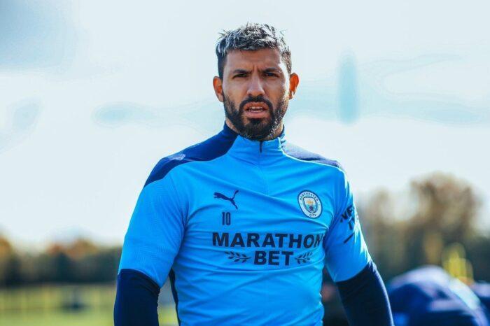 Manchester City despide a Agüero como una leyenda