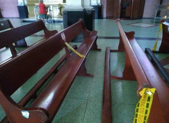 Próximo reto con la covid-19: Semana Santa
