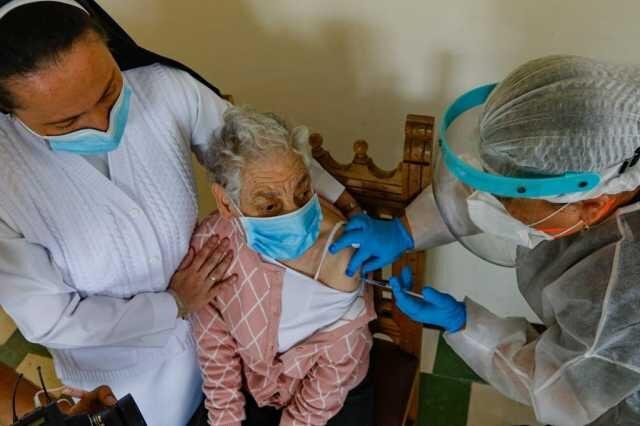 Manizales da el primer paso en etapa II de vacunación contra la covid-19