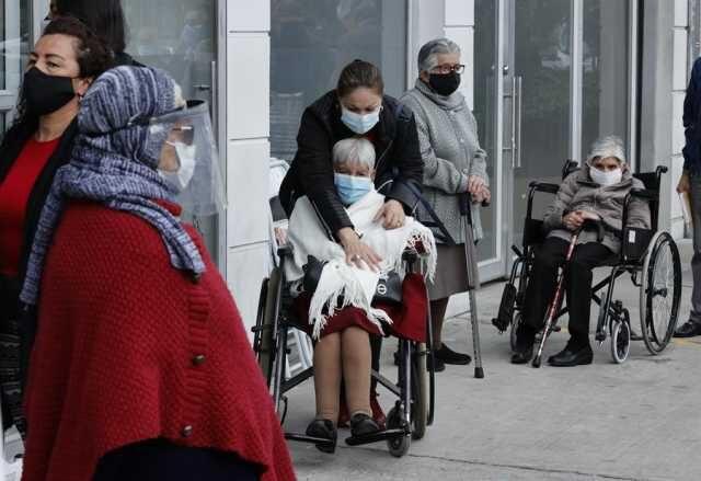 Colombia contabiliza 106 muertos por covid-19, la cifra más baja en 8 meses