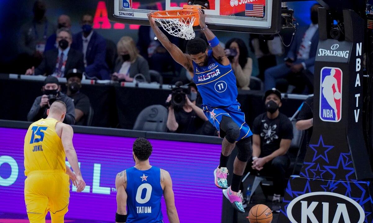 El Team LeBron domina el Juego de Estrellas de la NBA