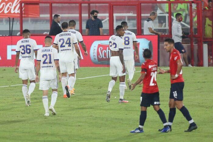 Independiente - Boca: Villa erró un penal en tiempo de descuento, y el empate le sentó mejor al Rojo