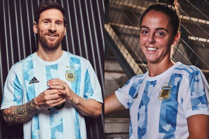 La selección argentina tiene nueva camiseta: cómo es, cuánto cuesta y cuándo se estrenará