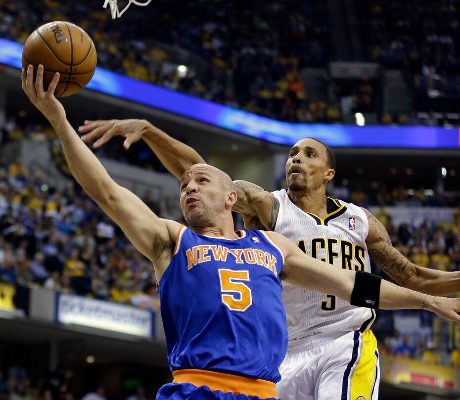 Jason Kidd vio su exitosa carrera terminada a los 40 años con los Knicks de Nueva York en la temporada 2012-13.