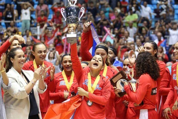 La Selección Nacional femenina inicia la defensa del título del Centrobasket en El Salvador