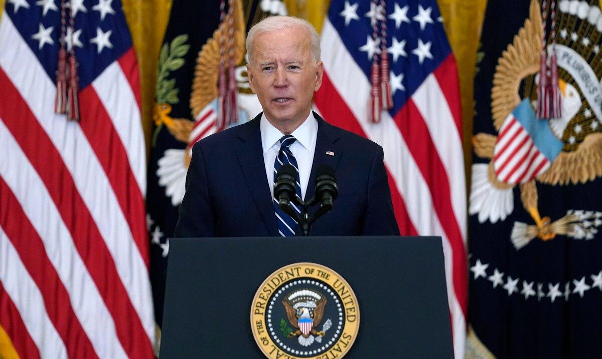 Biden promete 200 millones de vacunados en sus primeros 100 días