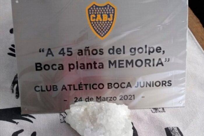 24 de marzo: Boca le quitará a Emilio Eduardo Massera su condición de socio honorario luego de 49 años
