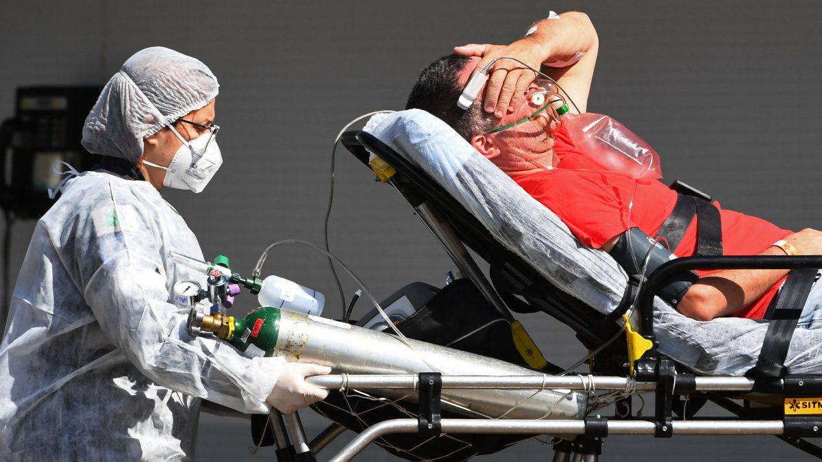 Coronavirus en Brasil: nuevo récord diario con más de 90.000 nuevos casos