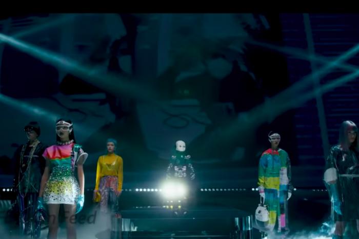 Las autómatas de Dolce & Gabbana cierran Milán con una moda para un futuro pospandémico