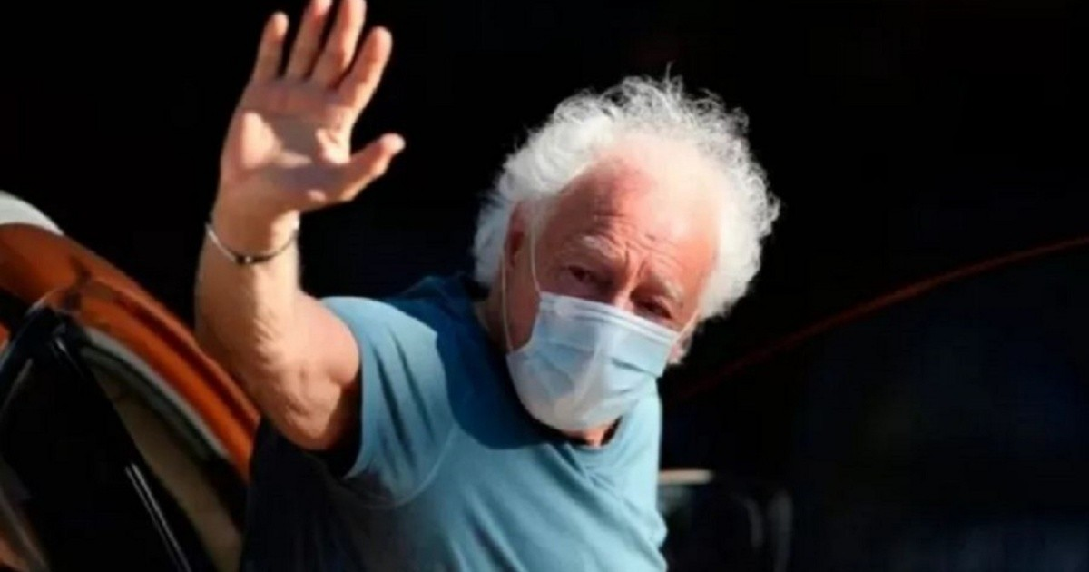 Guillermo Coppola fue dado de alta tras estar internado en terapia intensiva por coronavirus