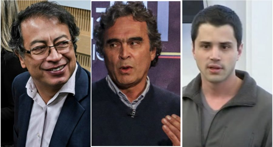 Gustavo Petro lidera y Fajardo empata con 'ninguno' en encuesta que incluyó a Tomás Uribe