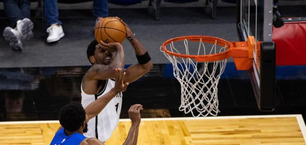 Los Magic bajan de la nube a los Nets