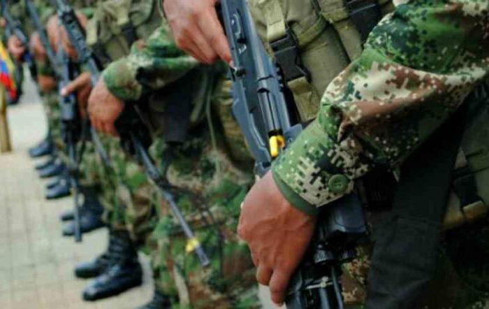Ejército denuncia que soldados están retenidos por indígenas en Chocó