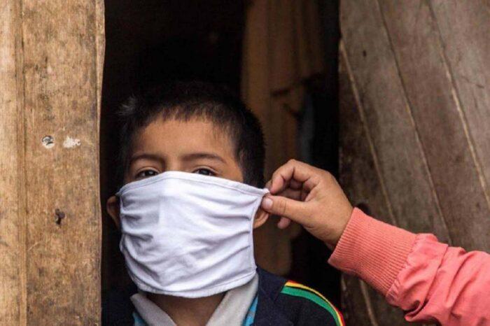 Perú otorgará un subsidio para huérfanos por el coronavirus