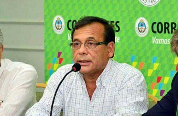 Corrientes: marcharon para exigir la renuncia del ministro de Salud que chocó mientras llevaba vacunas