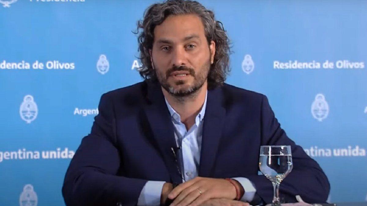 """Santiago Cafiero: """"Así como en el verano, necesitamos una Semana Santa cuidada"""""""