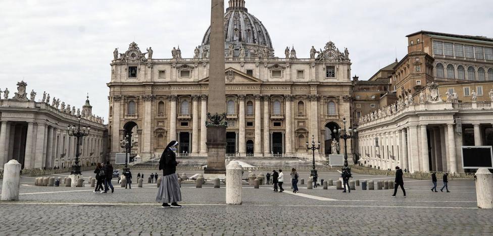 Europa se queda en casa en Semana Santa