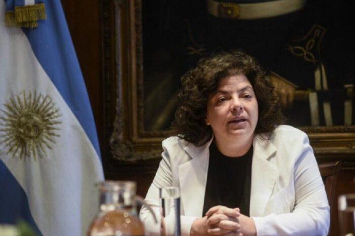 """Carla Vizzotti: """"En abril estaríamos recibiendo dosis de AstraZeneca"""""""