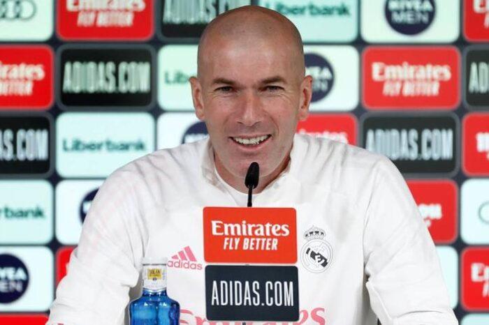Zidane: ¿Mi futuro? No miro más allá del día a día