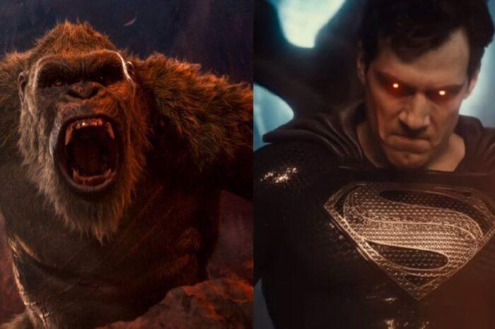Godzilla vs. Kong supera a La Liga de la Justicia en visualizaciones