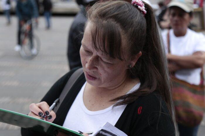 Minsalud: Previo cumplimiento de protocolos, se podrán recolectar firmas