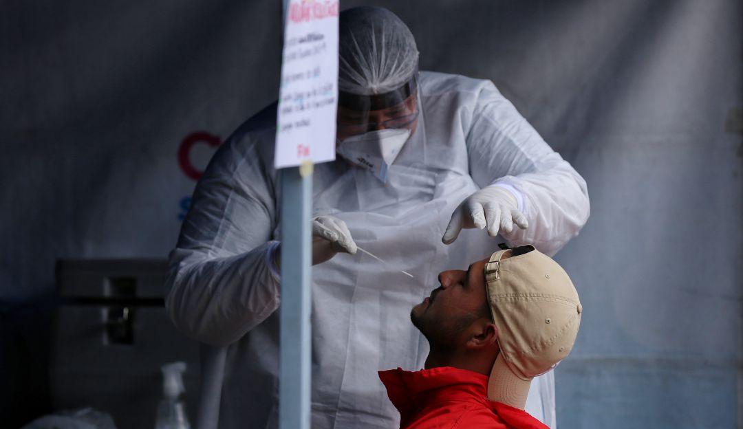 El 53% de los habitantes de Bogotá ya se habrían contagiado de la COVID-19