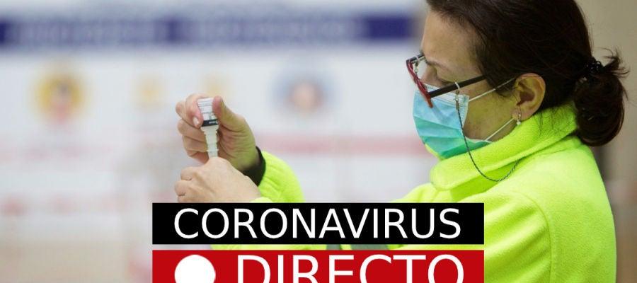Vacuna por COVID-19 en España   Incidencia, casos, datos, medidas y noticias de última hora