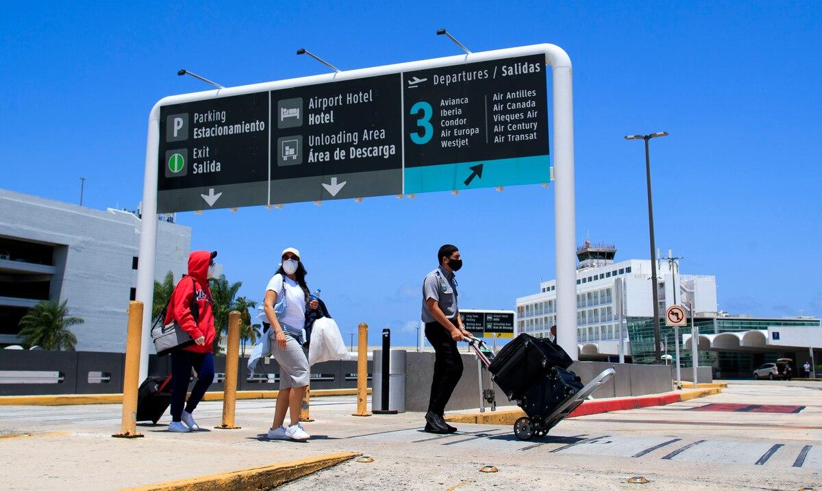 Puerto Rico recibió 390,500 viajeros en marzo, un récord durante la pandemia de COVID-19